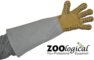 picture of Protection Gloves with Rivets
